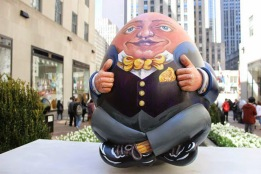 Humpty Dumpty in New York, The Big Egg Hunt
