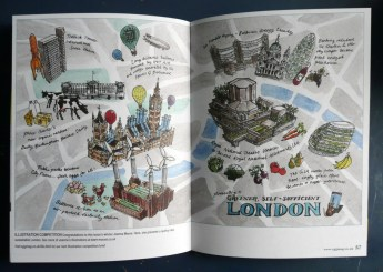 Vision for a Greener London, EggMag
