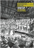 Illustrations for Spitalfields Music Winter Festival